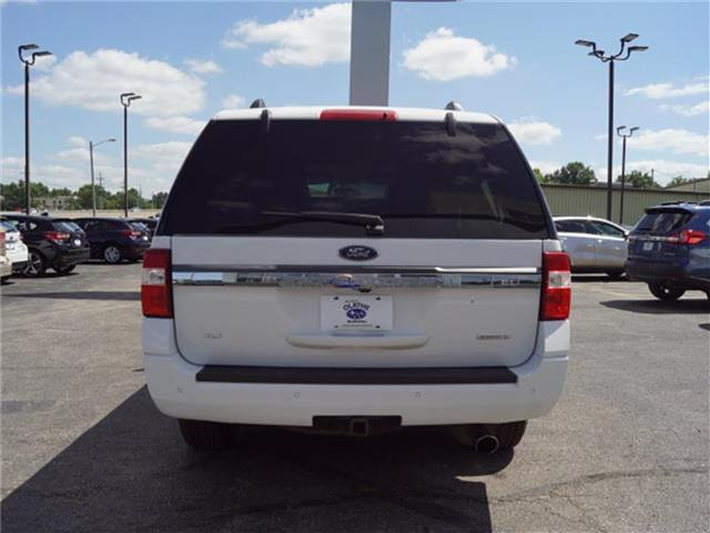 Pre-Owned 2016 Ford Expedition EL