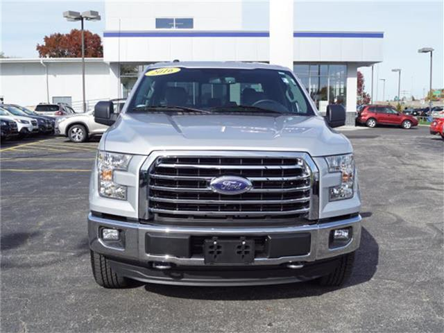 Pre Owned 2016 Ford F 150 Xlt 4x4 Supercrew Cab Styleside 5 Ft