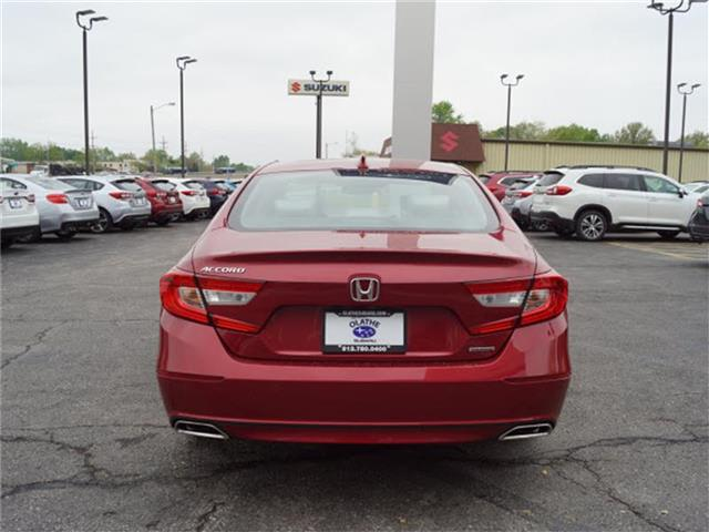 Pre-Owned 2018 Honda Accord TOUR