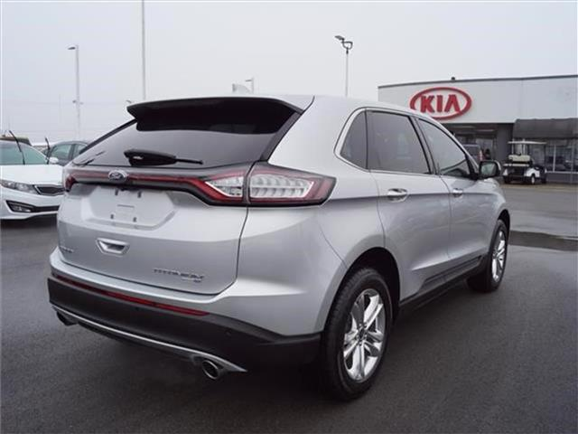 Pre-Owned 2016 Ford Edge Titanium 4dr All-wheel Drive