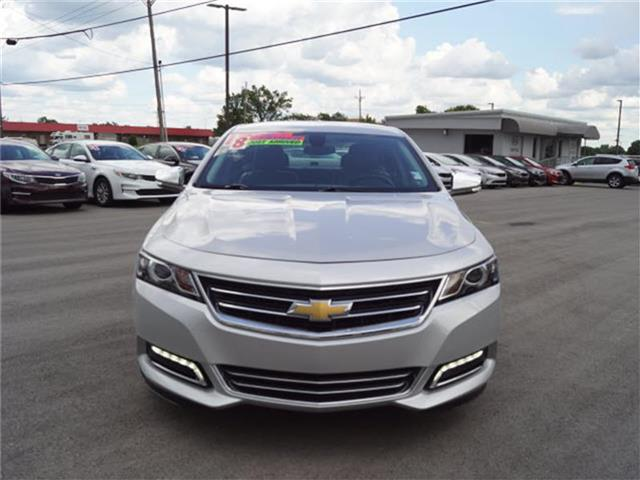 Pre-Owned 2018 Chevrolet Impala