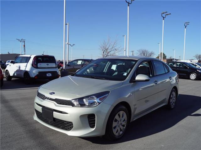 Pre Owned 2018 Kia Rio Lx Sedan