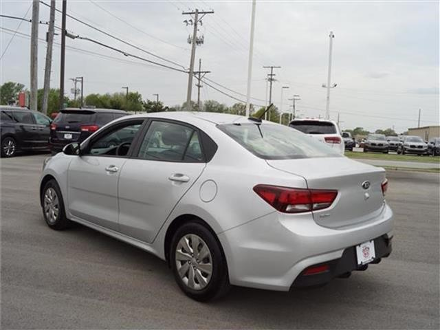 Pre-Owned 2018 Kia Rio S (A6) 4dr Sedan