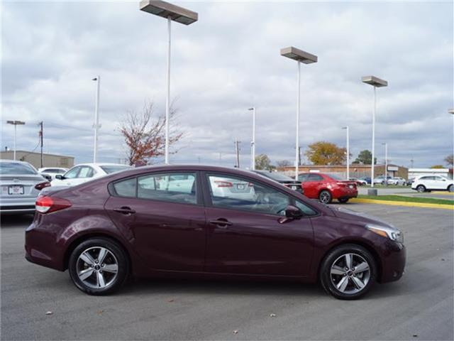 Pre-Owned 2018 Kia Forte LX Sedan