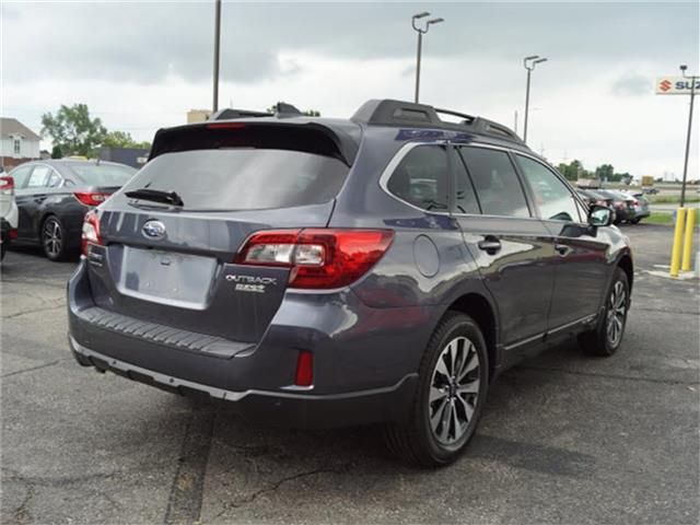 Pre-Owned 2017 Subaru Outback 2.5ILM