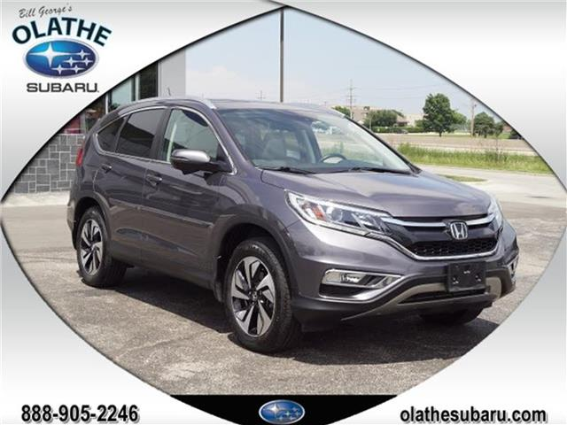 Pre-Owned 2016 Honda CR-V TOUR