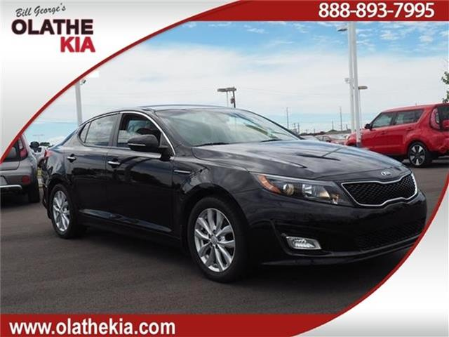 Pre-Owned 2015 Kia Optima SX Sedan