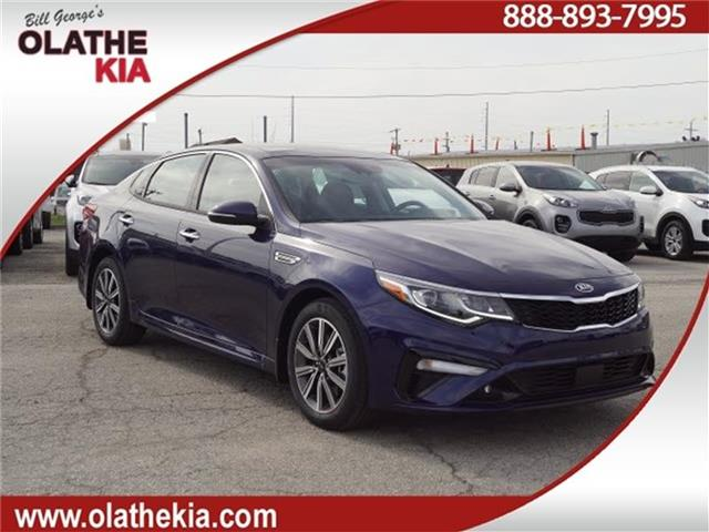 New 2019 Kia Optima