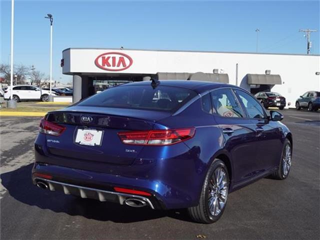 Certified Pre-Owned 2016 Kia Optima SXL Turbo 4dr Sedan