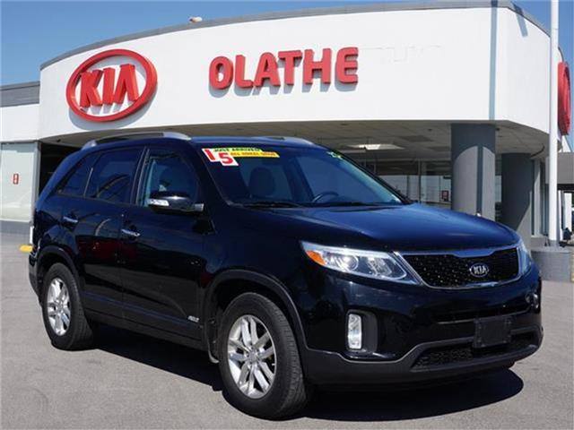 Pre-Owned 2015 Kia Sorento LX 4dr All-wheel Drive