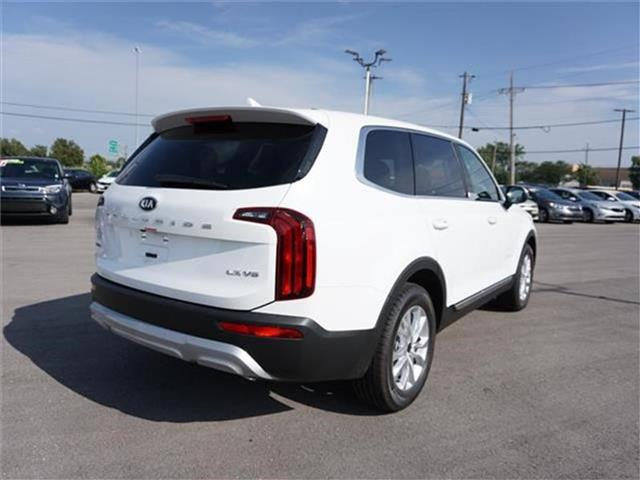 New 2020 Kia Telluride LX 4dr All-wheel Drive
