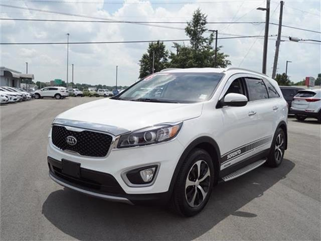 Certified Pre-Owned 2018 Kia Sorento 3.3L EX 4dr All-wheel Drive