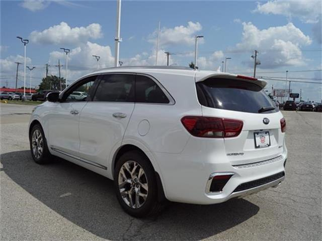 New 2019 Kia Sorento 3.3L SXL 4dr All-wheel Drive
