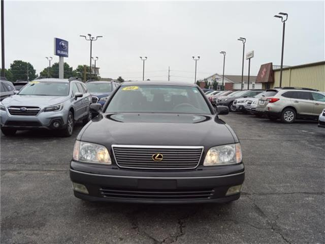 Pre-Owned 2000 Lexus LS 400 Sedan