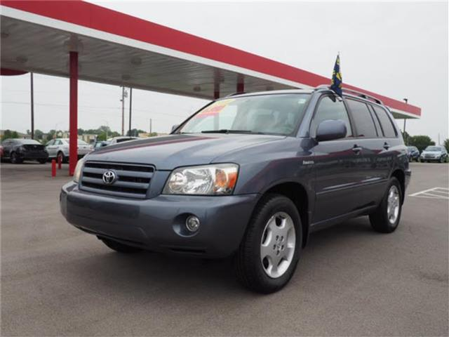 Pre Owned 2006 Toyota Highlander Limited V6 W 3rd Row Front Wheel Drive