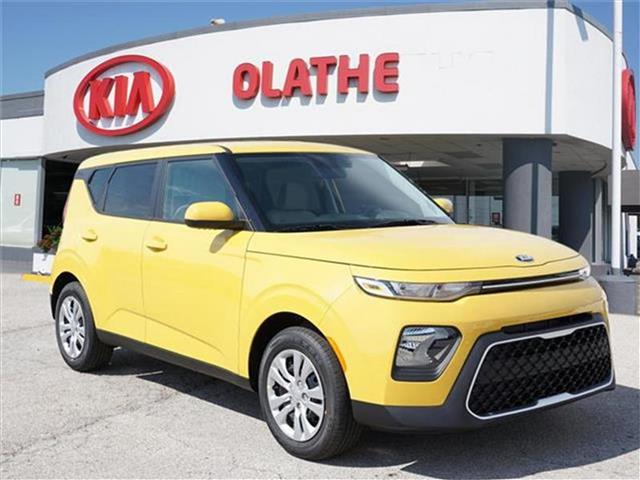 New 2020 Kia Soul LX 4dr Hatchback