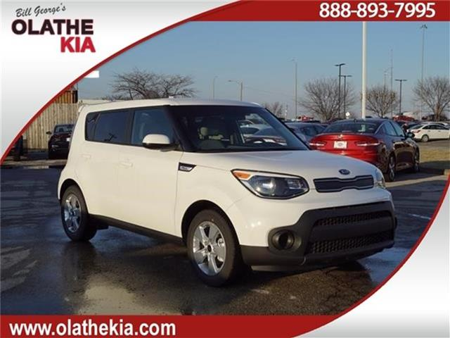 New 2019 Kia Soul Hatchback