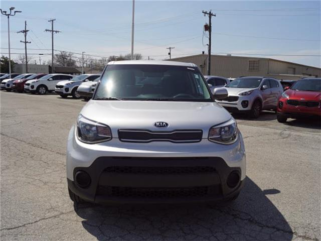 New 2019 Kia Soul Base (A6) 4dr Hatchback