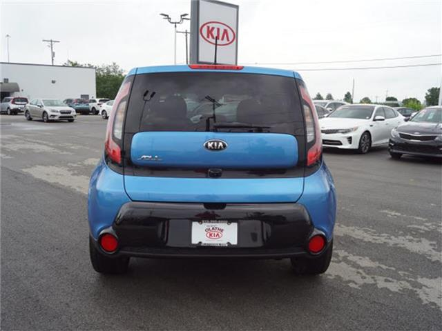 Pre-Owned 2016 Kia Soul + (A6) 4dr Hatchback