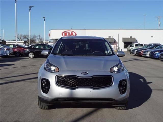 Certified Pre-Owned 2018 Kia Sportage LX 4dr All-wheel Drive