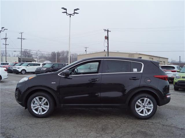 New 2019 Kia Sportage LX 4dr All-wheel Drive