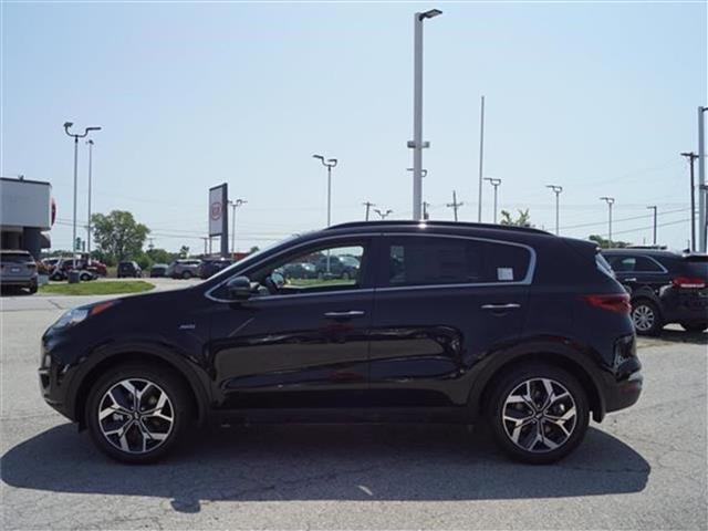 New 2020 Kia Sportage EX 4dr All-wheel Drive