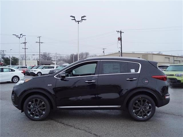 New 2019 Kia Sportage EX 4dr All-wheel Drive