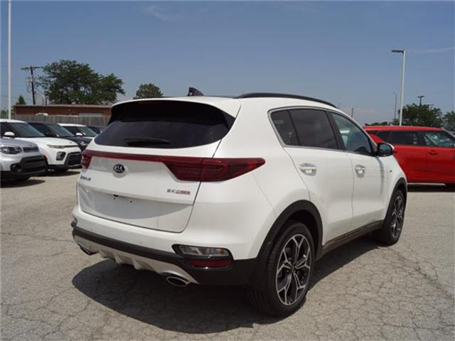 New 2020 Kia Sportage SX Turbo 4dr All-wheel Drive