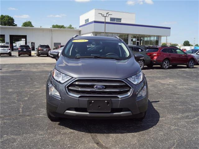 Pre-Owned 2018 Ford EcoSport TITAN