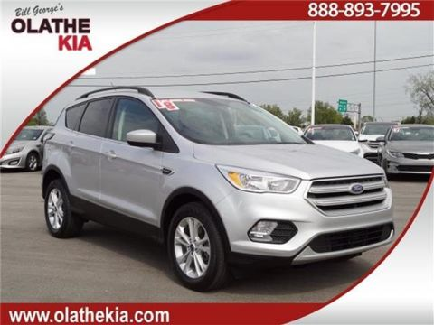 Pre-Owned 2018 Ford Escape
