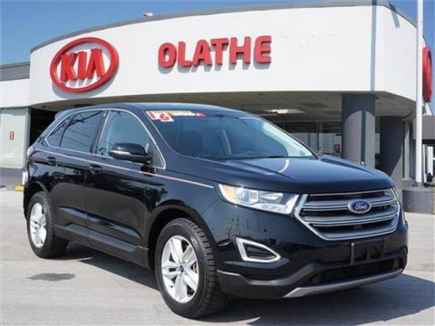 Pre-Owned 2016 Ford Edge SEL 4dr All-wheel Drive