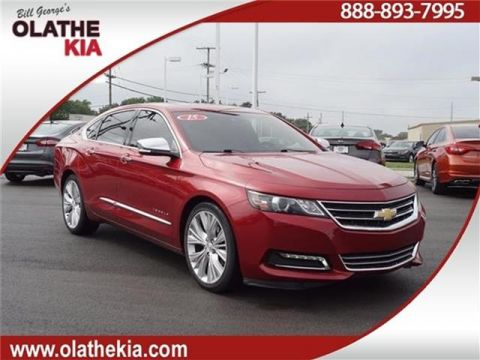 Pre-Owned 2015 Chevrolet Impala