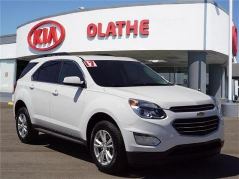 Pre-Owned 2017 Chevrolet Equinox LT w/1LT Front-wheel Drive