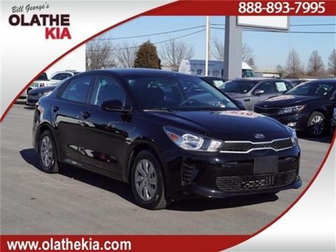 Pre-Owned 2018 Kia Rio LX Sedan