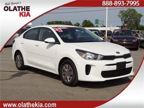 Pre-Owned 2018 Kia Rio LX (A6) 4dr Sedan