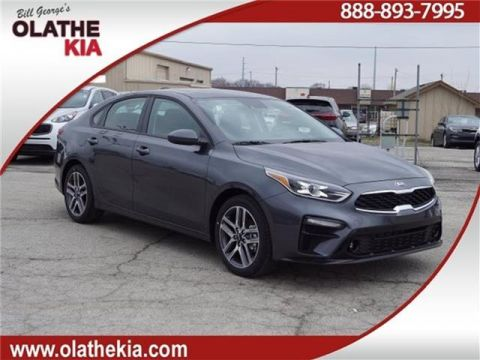 New 2019 Kia Forte S 4dr Sedan