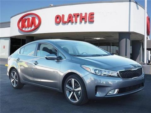 New 2018 Kia Forte EX 4dr Sedan