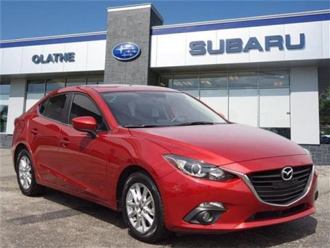 Pre-Owned 2016 Mazda3 GRNDTR