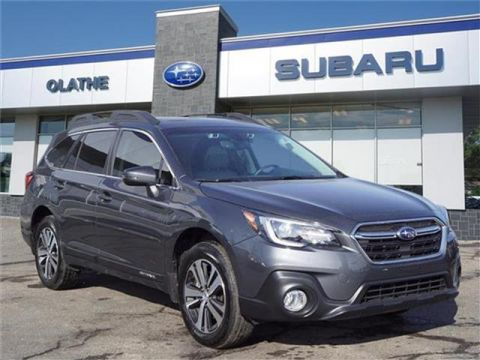 Pre-Owned 2018 Subaru Outback 2.5ILM