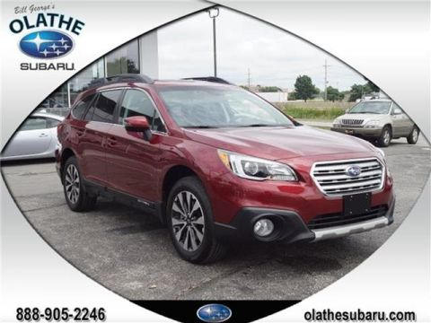 Pre-Owned 2015 Subaru Outback 2.5ILM