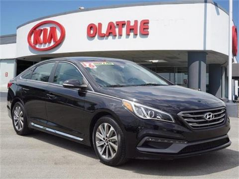Pre-Owned 2016 Hyundai Sonata Sport (A6) 4dr Sedan