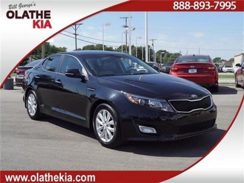 Pre-Owned 2015 Kia Optima