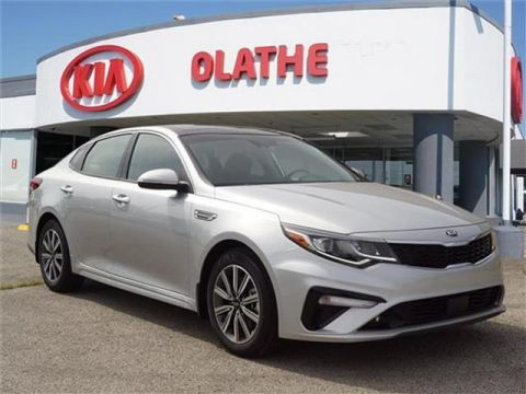 New 2019 Kia Optima EX 4dr Sedan