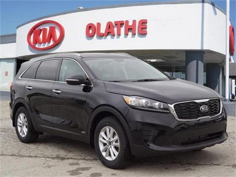 New 2019 Kia Sorento 2.4L LX 4dr All-wheel Drive