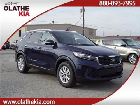 New 2019 Kia Sorento 3.3L LX 4dr All-wheel Drive