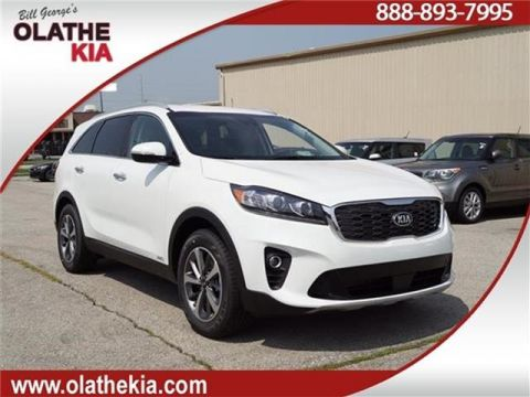 New 2019 Kia Sorento 3.3L EX 4dr All-wheel Drive