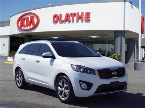 Certified Pre-Owned 2016 Kia Sorento 3.3L SX 4dr Front-wheel Drive