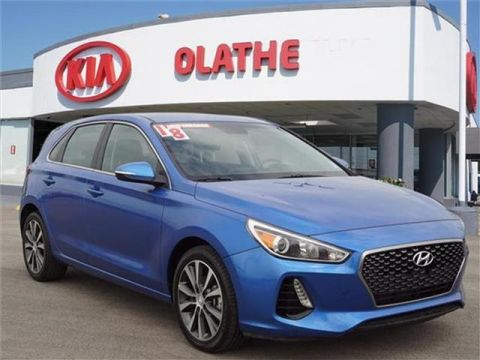 Pre-Owned 2018 Hyundai Elantra GT Base 4dr Hatchback