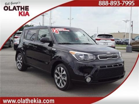 Certified Pre-Owned 2016 Kia Soul + (A6) 4dr Hatchback