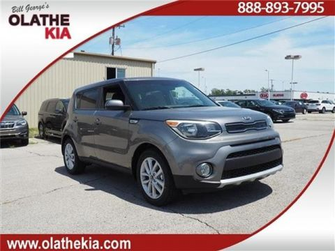 New 2019 Kia Soul + (A6) 4dr Hatchback